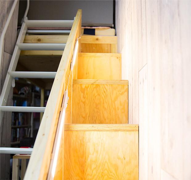 愛犬チワワ用の階段